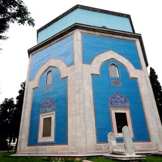 Green Tomb Bursa, Turkey