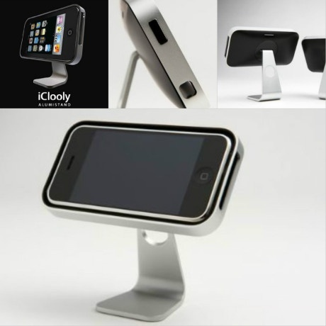 """Like the look and feel of iMac? iCouly iPhone stand turns iPhone to mini """"iMac"""": Geek Living, Living Daily, Stand Turns, Gift Ideas, Icouly Iphone, Tech Accessories, Beautiful Products"""