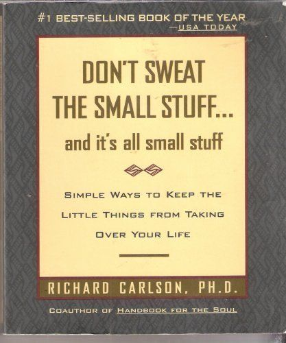 73 best book reviews images on pinterest dont sweat the small stuff by richard carlson book review fandeluxe Choice Image