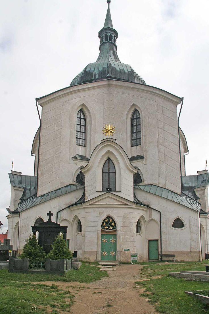 Pilgrimage Church of Saint John of Nepomuk, Žďár nad Sázavou