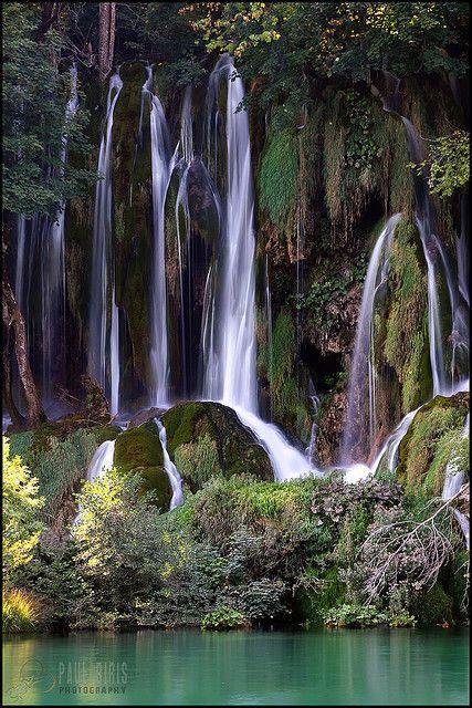 Plitvice National Park #Croatie photo Paul Biris #Voyage #Paysage