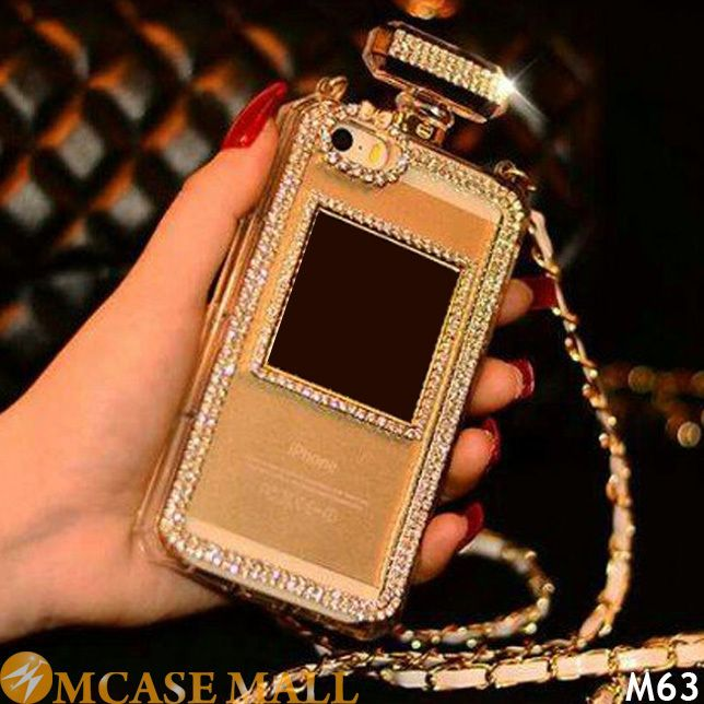 Luxury Brand Phone Cases TPU Scent Frangrance Perfume Bottle Case Cover For Apple iPhone5 5 5S Bling Diamond Cases, Accept the payment method via Paypal, Escrow, Credit Card, etc...