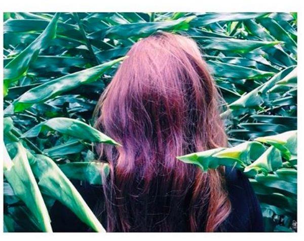 Anti-retrato. Flora abstraction/ Medellin (2016)