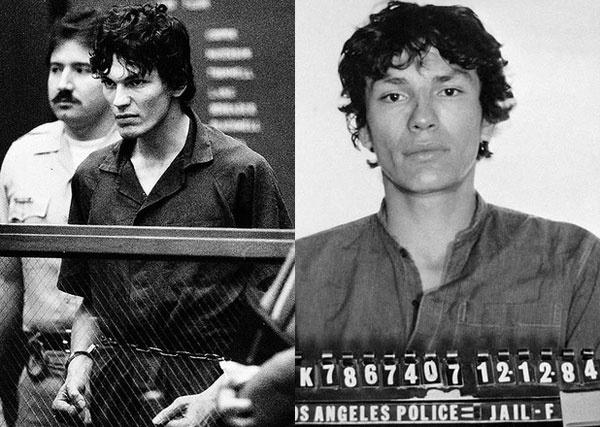 1980年代半ばに南カリフォルニア各地で13人を連続殺害し、ロサンゼルスを恐怖のどん底に陥れ、「ナイトストーカー」「峡谷の侵入者」などと呼ばれた全米初のシリアルキラー、リチャード・ラミレズ(53歳)が、死刑執行を待たずして、今朝、2013年6月7日、マーティン総合病院(Martin General Hospital)で死去した。  リチャード・ラミレズについては、ジャパラでも以前、「謎の変死を遂げたエリザベス・ラムさん事件とロサンゼルス・ダウンタウン「セシルホテル」の血塗られた黒い歴史」で取り上げているアメリカ史上初かつ史上最悪の連続殺人犯だ。  [...]