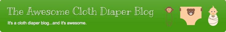 The Awesome Cloth Diaper Blog- the best place for info for those who want to try it in the future! Another awesome Mom who has a wealth of knowledge :)