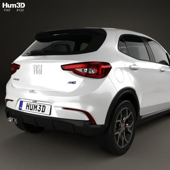 Fiat Argo Hgt 2017 Carros Da Fiat Carros