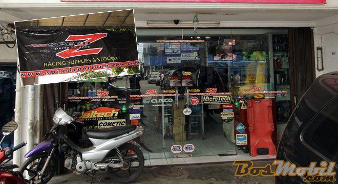 Speed Z Performance : Surganya Produk Racing #RumahModifikasi
