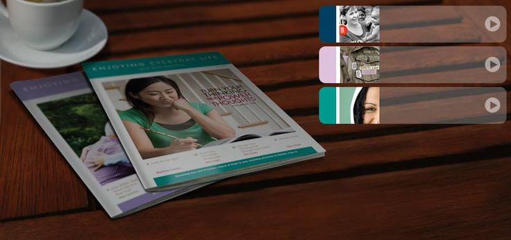 Jan/Feb Enjoying Everyday Life Magazine Previous Issue | Joyce Meyer Ministries