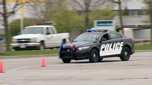 The Calgary Police are going ahead with a program to replace their current blue and white vehicles with new, black and white cruisers.   Read more: http://calgary.ctvnews.ca/police-moving-forward-with-replacing-vehicles-1.1448459#ixzz2eWY8JCFI