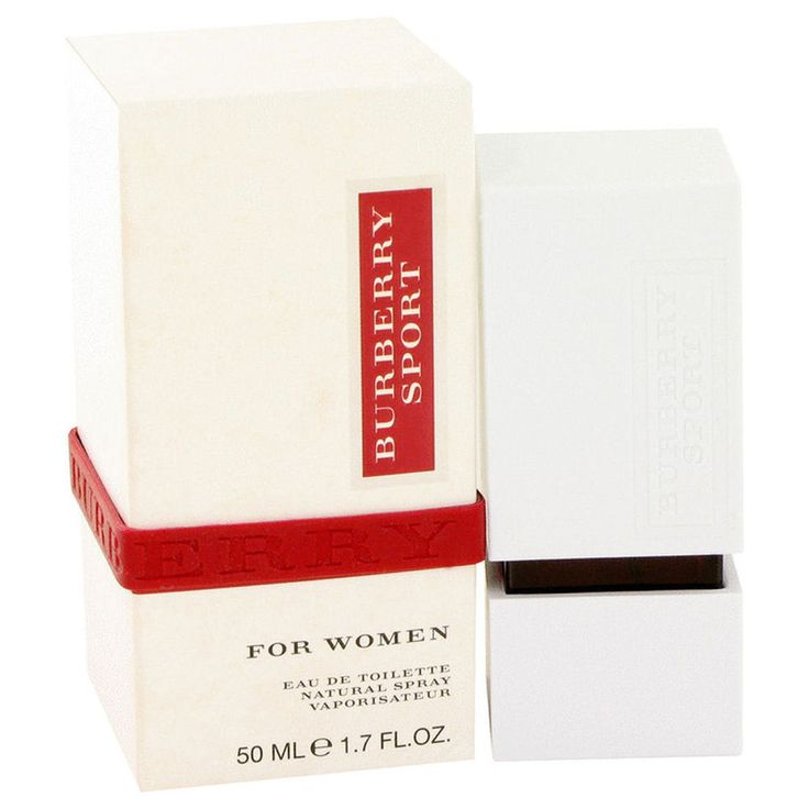 Burberry Sport Eau De Toilette For Women 50 ML / 1.7 Fl. Oz.