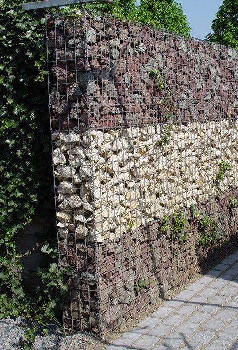 Best 25 Gabion Retaining Wall Ideas On Pinterest