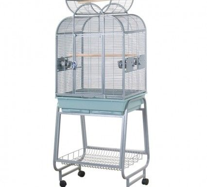 The high quality, Santa Fe Parrot cage.