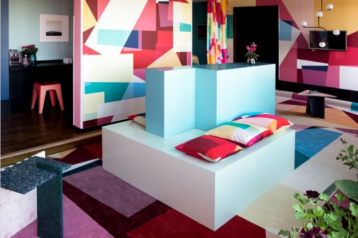 Hotel Scandic Anglais, Stockholm by Sara Garanty & Straight