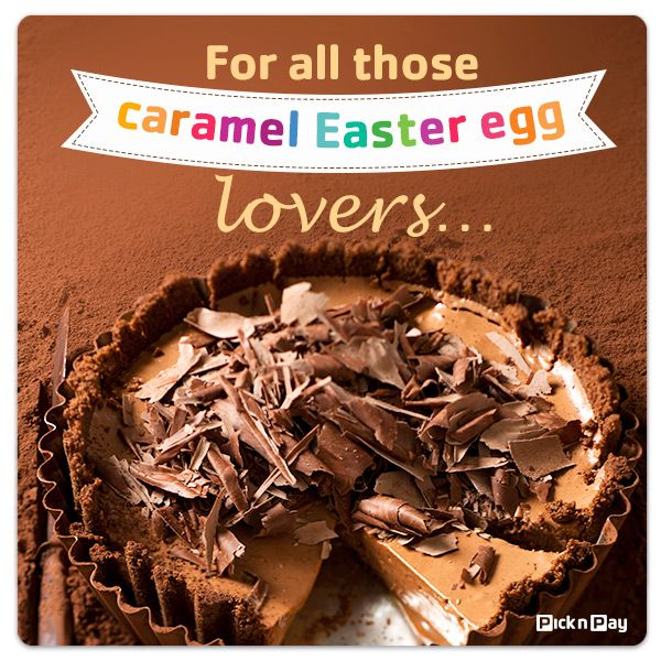#Caramel and #chocolate… a match made in heaven. #dailydish #PnP #freshliving