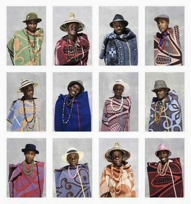 # traditional south africa blanket @ afrostylemagazine