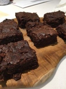 Flourless Brownie | Shulman Weight Loss Blog