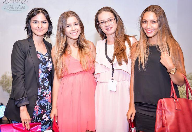 Ard'Art, Mymakeupsecret (convidada especial e youtuber embaixadora da marca), Rubricas da Mocas e Inês Pereira.  Procure-as no Youtube, vai adorar!