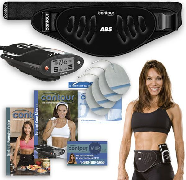 Contour Ab Belt Core Sculpting System