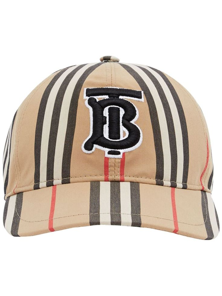 Burberry Monogram Motif Baseball Cap Farfetch Baseball Cap Hats For Men Burberry