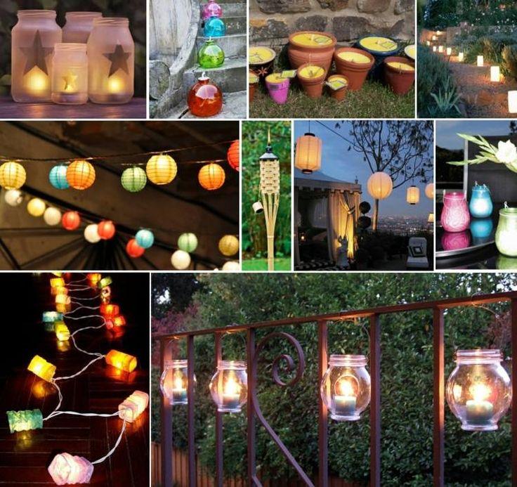 best 20+ beleuchtung garten ideas on pinterest | balkon, Garten und bauen
