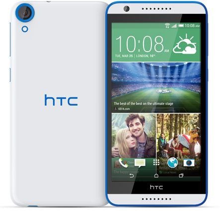 Be a Proud Owner of HTC Desire 820