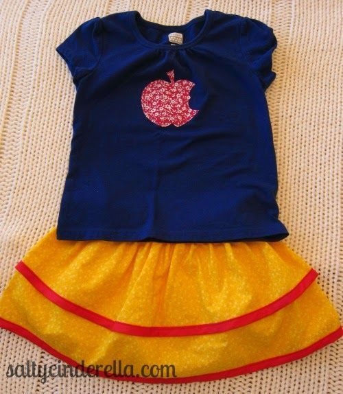 DIY Princess outfits for Disney World - Tips, ideas and inspiration to create your own