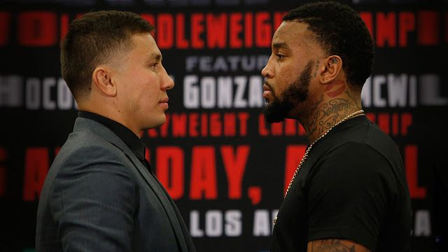 Gennady Golovkin vs Dominic Wade Live Streaming Boxing Online   Gennady Golovkin acquires Dominic Wade Saturday night however all attention is focused firmly on the future.  The 34-year-old Kazakhstan round specialist who weighed 159 pounds the Americans 159.6lbs has sold out the Forum here in Los Angeles for a fight that everyone is predicting will see a record of bad omen of 34 victories 31 of which have come within the distance - including the last 21 to 17 and within the first three…