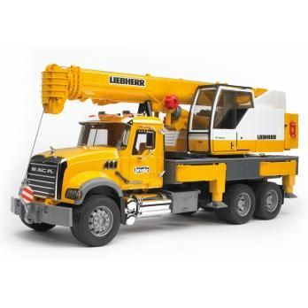Bruder Toys - Overview: farming vehicles of the professional series: