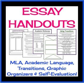 best expository essay images main idea  essay writing handouts graphic organizers