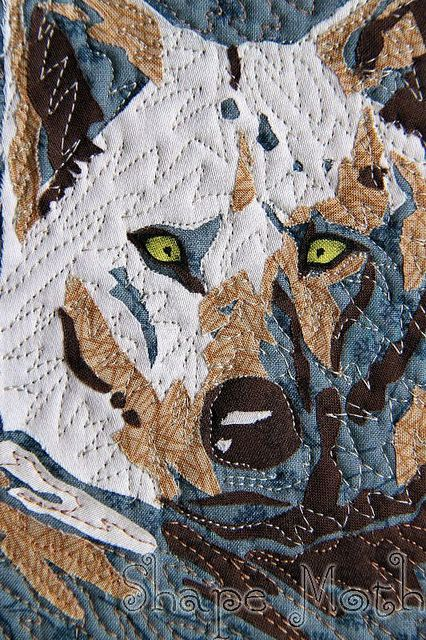 15 Best Images About Dog Quilts On Pinterest Wolves