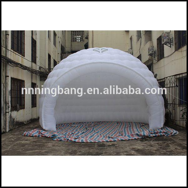 Inflatable airblown 6 santa tall chubby