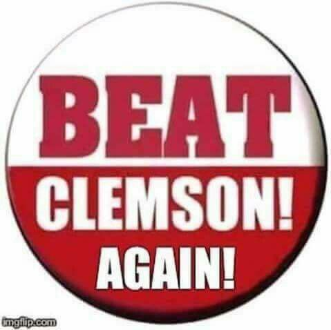 Alabama Football vs Clemson