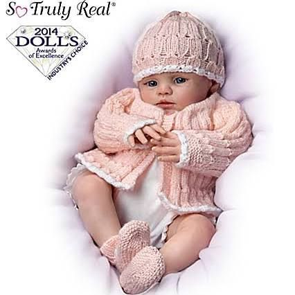 baby doll realistic abby rose - Google Search