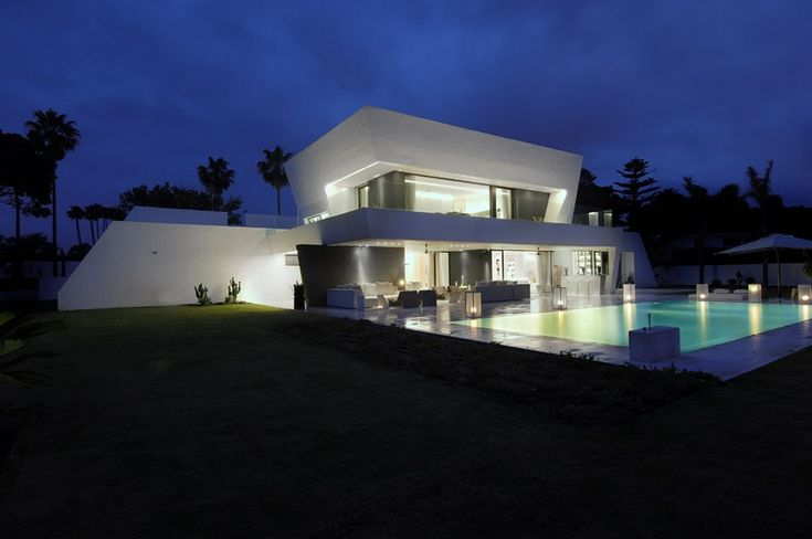 Luxury Property in Cadiz, Spain by A-cero Architects 03