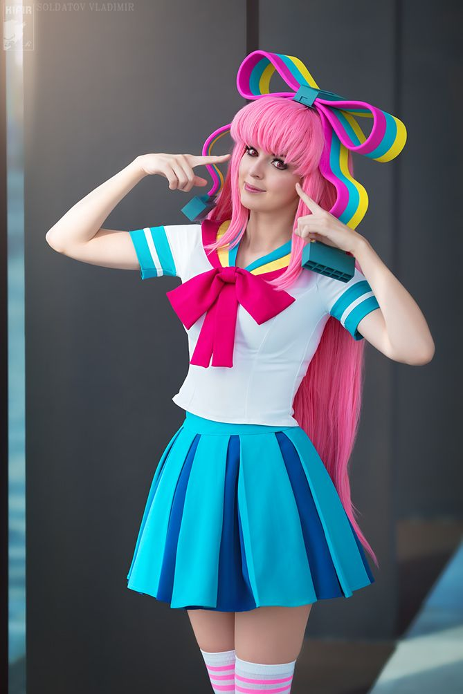 "* R&R ArtGroup - Facebook page *   * Youtube channel R&R Art Group *    You can support our works on PATREON   Buy COSPLAY PRINTS here .GIFfany, ""G..."