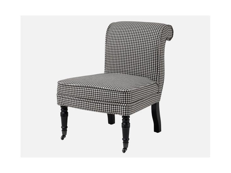 Krzesło Berceau w Pepitke — Krzesła Eichholtz® — sfmeble.pl