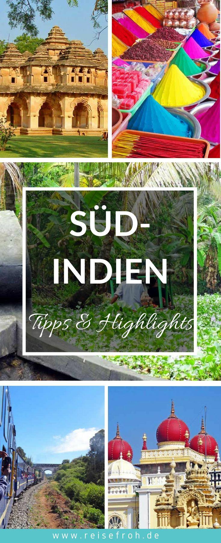 Sudindien Rundreise Top Sehenswurdigkeiten Highlights Rundreise Indien Reise Indien Reisen