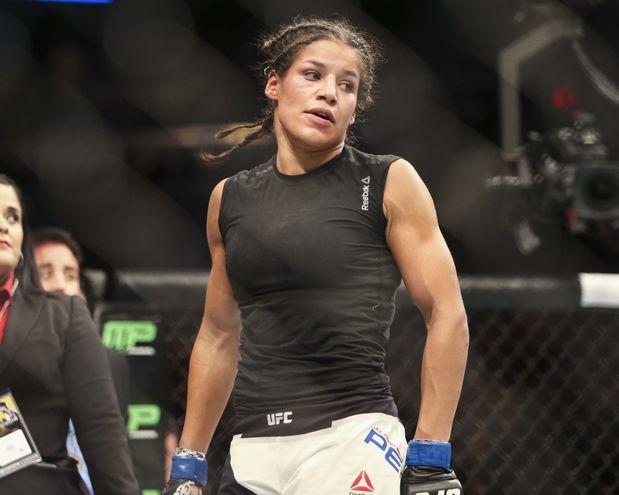 UFC fighter Venezuelan Vixen Julianna P!