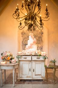 Romantic Rancho Las Lomas Summer Wedding - Style Me Pretty