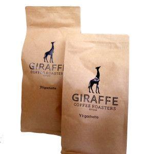 Ethiopië Yirgacheffe (Filter Koffie) €8,-