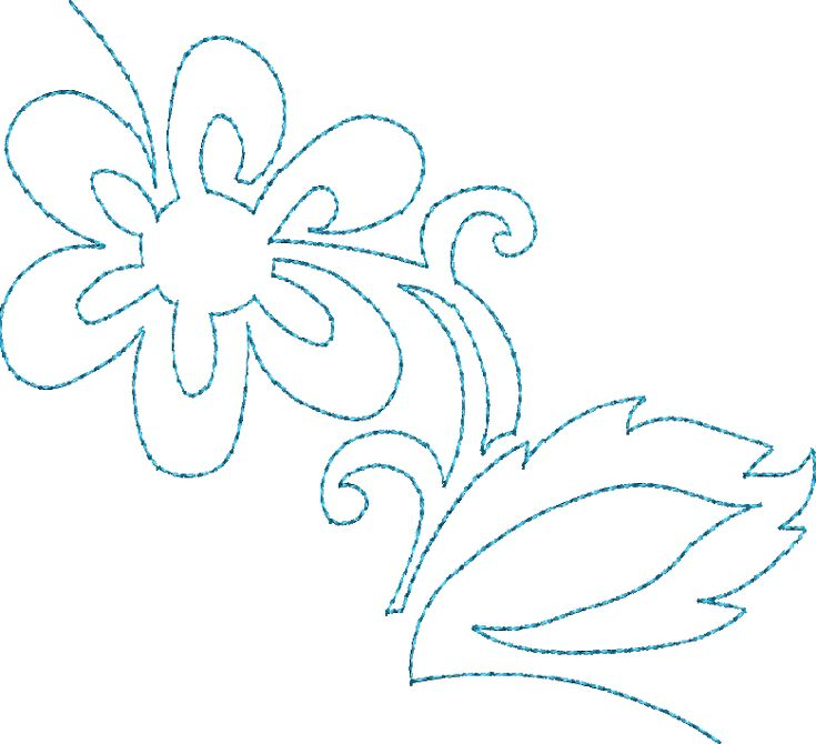 17 Best images about Motifs for Blocks on Pinterest Machine embroidery designs, Stencils and ...