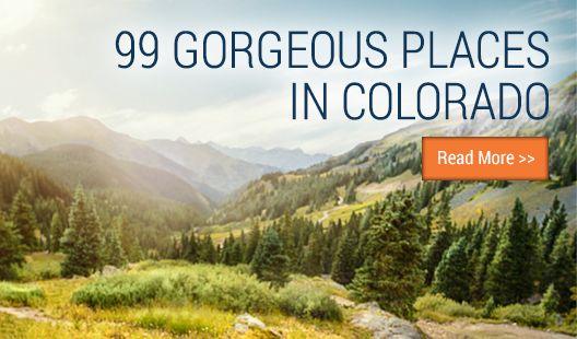 Colorado Summer Vacations   Colorado.com