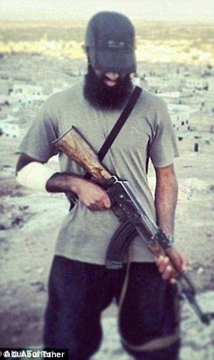 Omar Hussain, a former Morrisons supermarket security guard-turned jihadi recruiter, used the secret messaging app Telegram to encourage ISIS supporters to 'stab' or 'slit the throats' of 'non-believers'.  Hussain, who now refers to himself as Abu...