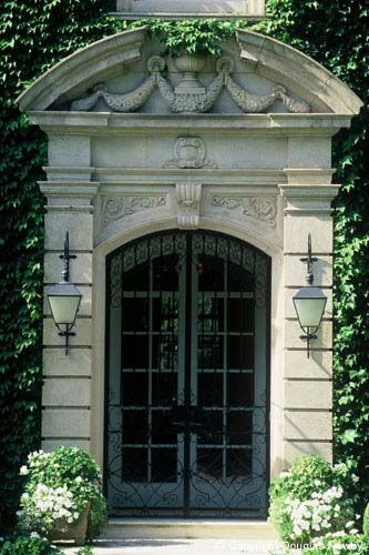 Stately Entrance Grand Entrances Pinterest Doors