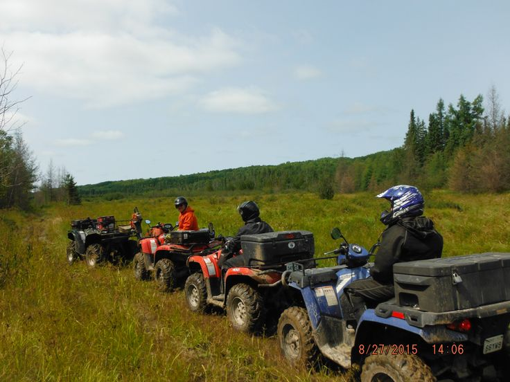 May long weekend guided ATV tour.For more info. kderksen54@gmail.com
