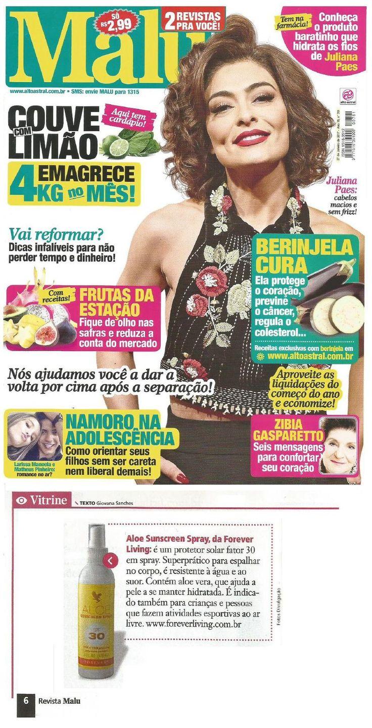 Revista Malu - 01/2017