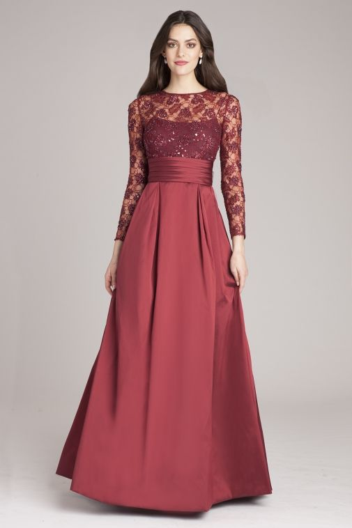 1000 images about burgundy wedding ideas on pinterest for Wine colored wedding dresses