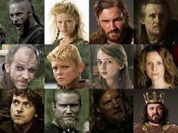 Resultado de imagen de monje vikings actor
