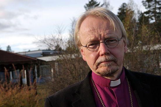 KuvaArkkipiispa Kari Mäkinen arkistokuvassa vuodelta 2010.