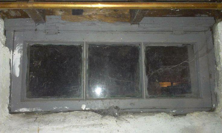 gas meter window inside 33 7 basements forward basement window inside